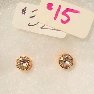 Touchstone Crystal Ice Earrings